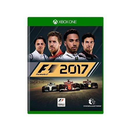 Formula 1 2017 - Usado - Xbox One