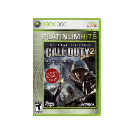 Call of Duty 2 (Special Edition) - Usado - Xbox 360