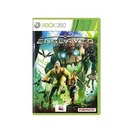 Enslaved Odyssey To the West - Usado - Xbox 360