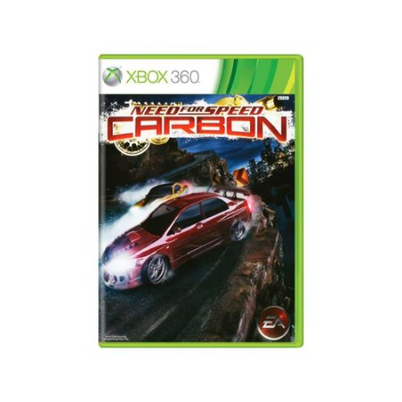 Need for Speed Carbon - Usado - Xbox 360
