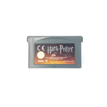 Harry Potter and Goblet of Fire - Usado - GBA