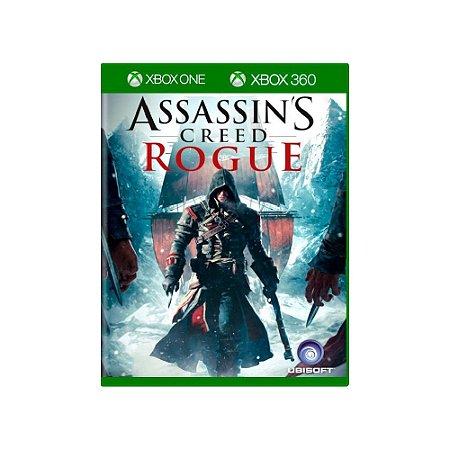 Assassin's Creed Rogue - Usado - Xbox One e Xbox 360