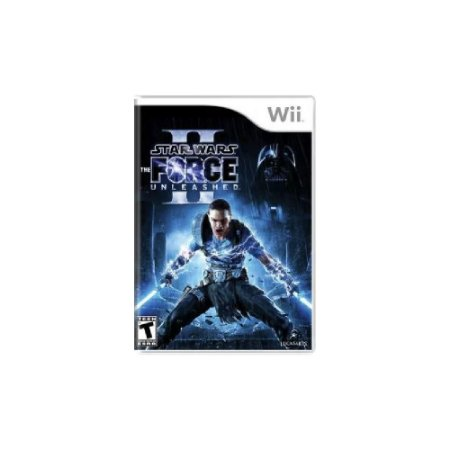 Star Wars The Force Unleashed II - Usado - Wii