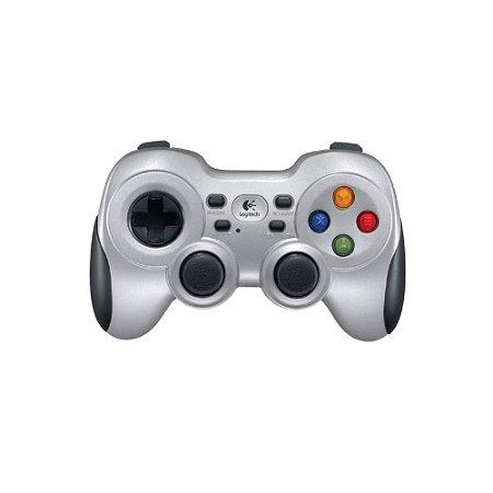 Controle Logitech Gamepad F710