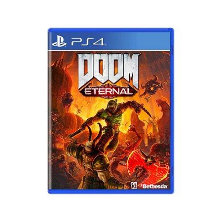 Doom Eternal - Usado - PS4