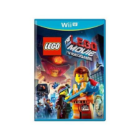 The LEGO Movie Videogame - Usado - Wii U