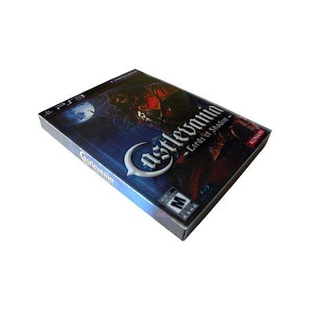 Castlevania Lords of Shadow (Edição Especial) - Usado - PS3