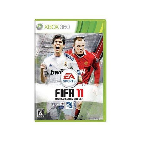 FIFA Soccer 11 - Usado - Xbox 360