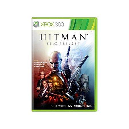 Hitman HD Trilogy - Usado - Xbox 360