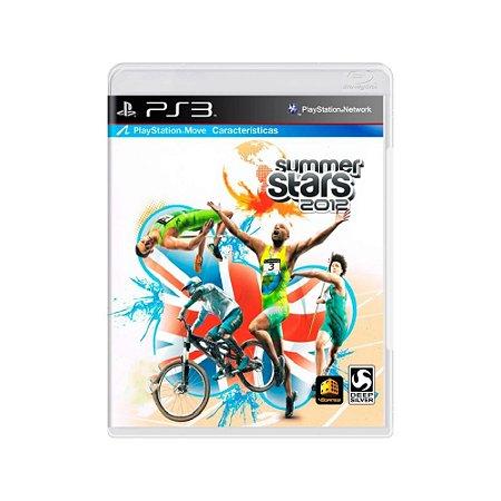 Summer Stars 2012 - Usado - PS3
