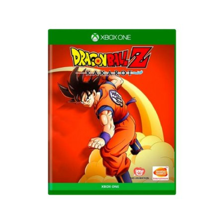 Dragon Ball Z Kakarot - Usado - Xbox One