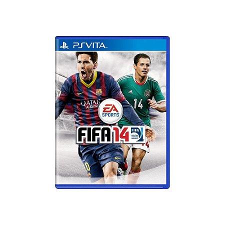 FIFA 14 (Sem Capa) - Usado - PS Vita