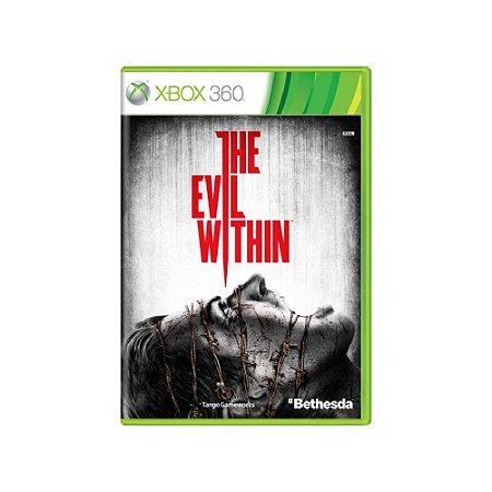 The Evil Within - Usado - Xbox 360
