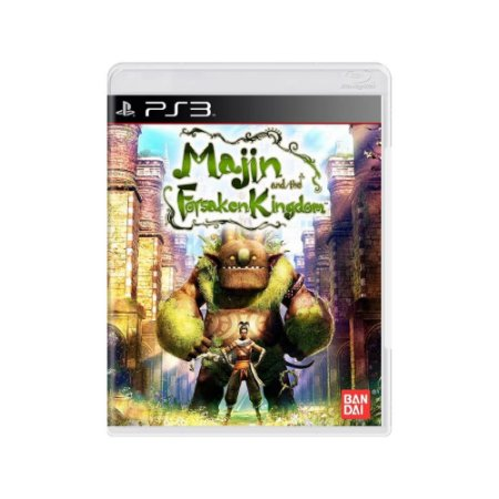 Majin and the Forsaken Kingdom - Usado - PS3