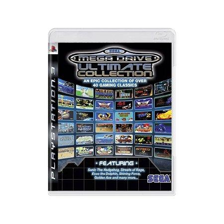 SEGA Mega Drive Ultimate Collection - Usado - PS3