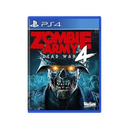 Zombie Army 4 Dead War - Usado - PS4