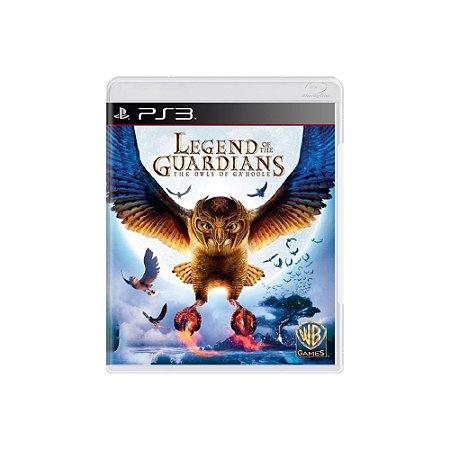 A Lenda Dos Guardiões - Usado - PS3