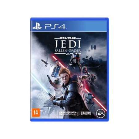 Star Wars Jedi Fallen Order - Usado - PS4