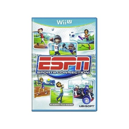 ESPN Sports Connection - Usado - Wii U