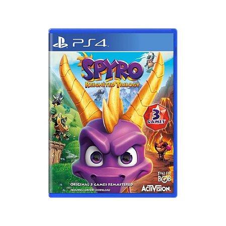 Spyro Reignited Trilogy - Usado - PS4