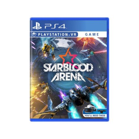 Starblood Arena VR - Usado - PS4