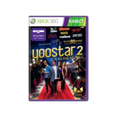 Yoostar 2 In The Movies - Usado - Xbox 360
