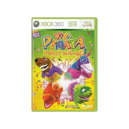 Viva Piñata Party Animals - Usado - Xbox 360