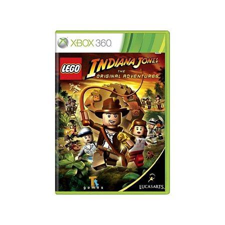 LEGO Indiana Jones The Original Adventures Usado - Xbox 360