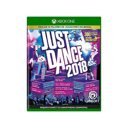Just Dance 2018 - Usado - Xbox One