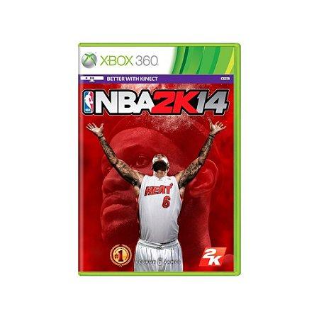 NBA 2K14 - Usado - Xbox 360