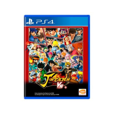 J-Stars Victory VS+ - Usado - PS4