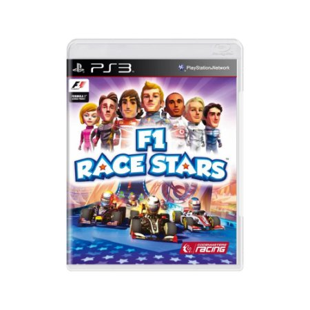 Formula 1 Race Stars - Usado - PS3