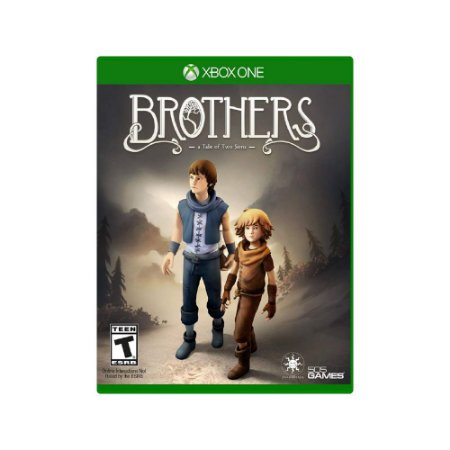 Brothers A Tale of Two Sons - Usado - Xbox One