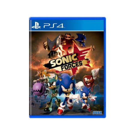 Sonic Forces - Usado - PS4