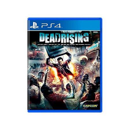 Dead Rising - Usado - PS4