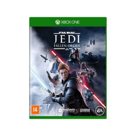 Star Wars Jedi Fallen Order - Usado - Xbox One
