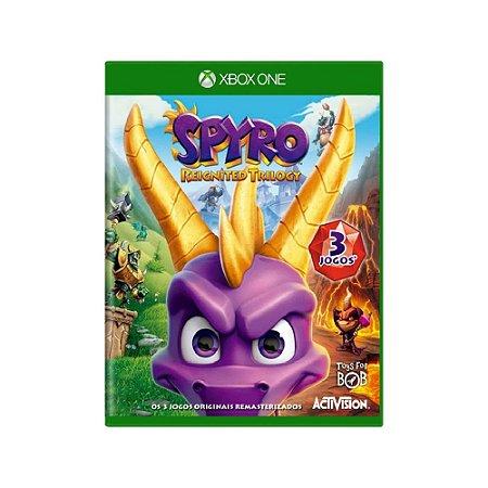Spyro Reignited Trilogy - Usado - Xbox One