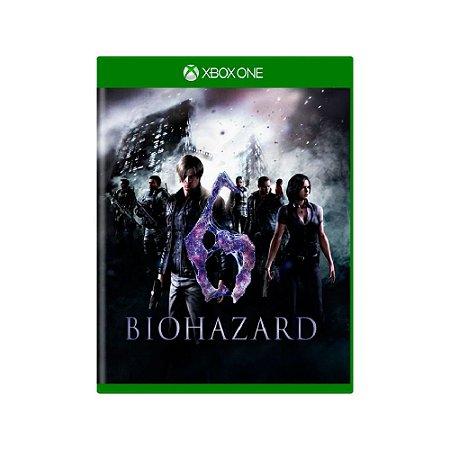 Resident Evil 6 - Usado - Xbox One