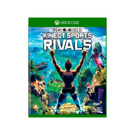 Kinect Sports Rivals - Usado - Xbox One