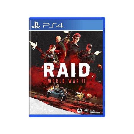 Raid: World War II - Usado - PS4