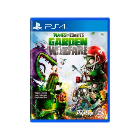 Plants Vs. Zombies: Garden Warfare - Usado - PS4