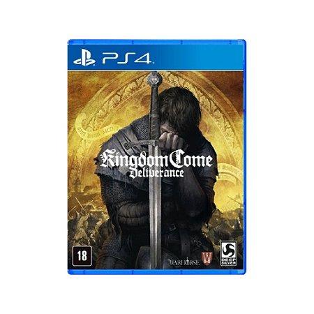Kingdom Come Deliverance - Usado - PS4