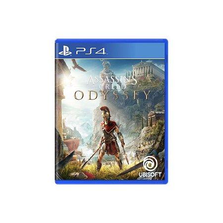 Assassin's Creed Odyssey - Usado - PS4