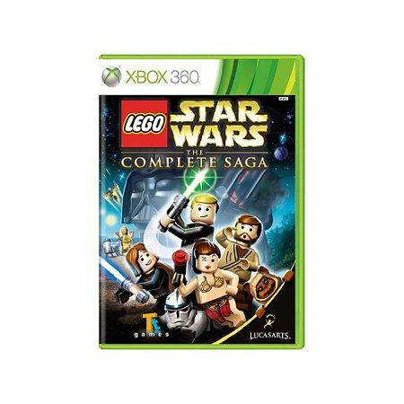LEGO Star Wars The Complete Saga - Usado - Xbox 360