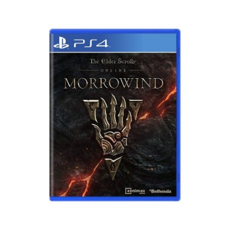 The Elder Scrolls Online: Morrowind - Usado - PS4