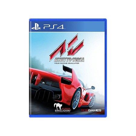 Assetto Corsa - Usado - PS4