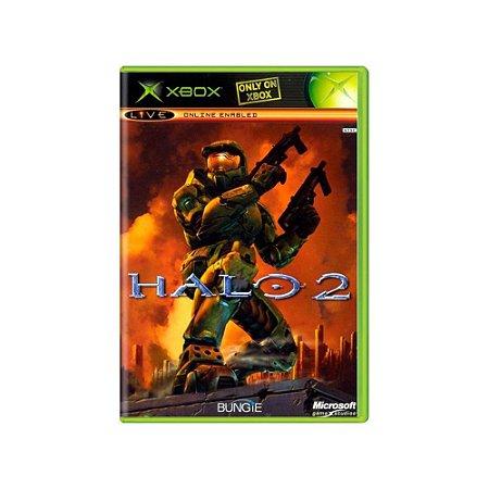 Halo 2 - Usado - Xbox