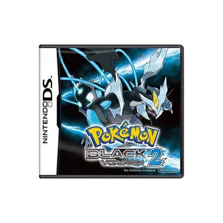 Pokémon Black Version 2 - Usado - DS