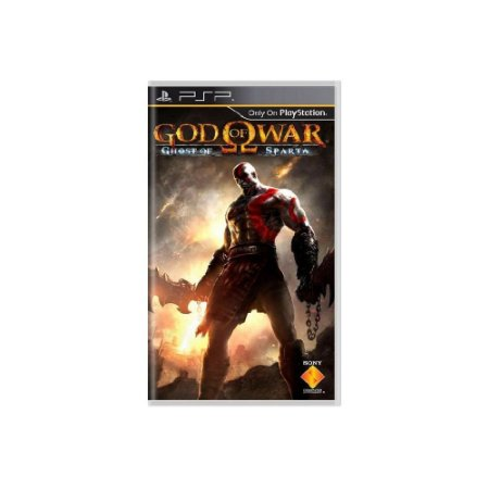 God of War Ghost of Sparta - Usado - PSP
