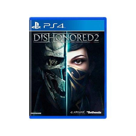Dishonored 2 - Usado - PS4